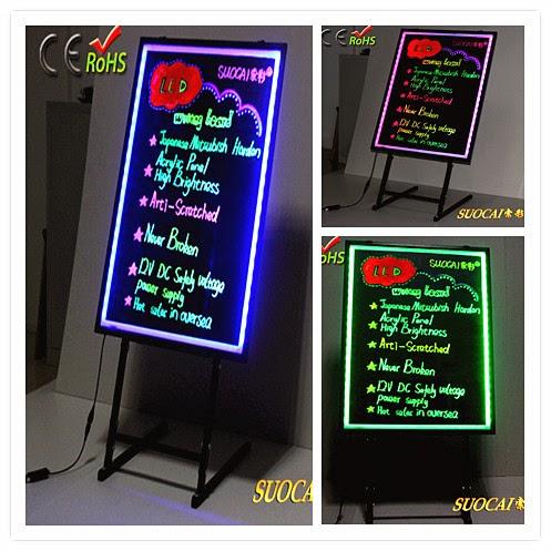 Sunlite Led Writing Board Multi Color Led Lighted