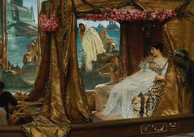Δεν βρέθηκε ο τάφος του Αντώνιου και της Κλεοπάτρας στην Αίγυπτο