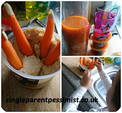 Bing Bunny Halloween Activity Ideas