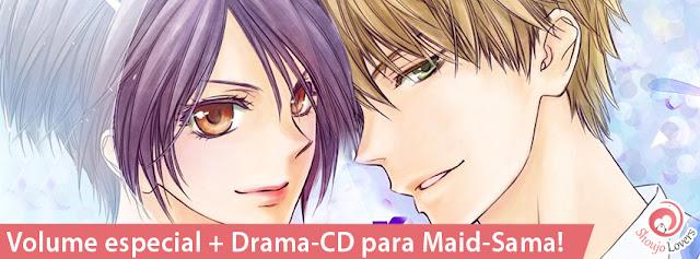 Volume especial + Drama-CD de Kaichou wa Maid-Sama!