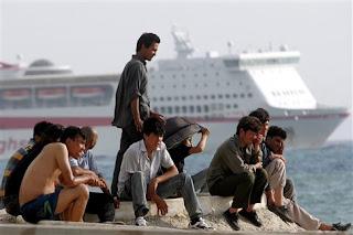 Αύξηση των αιτήσεων ασύλου στην Ελλάδα