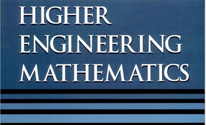 Bv Ramana Higher Engineering Mathematics Pdf