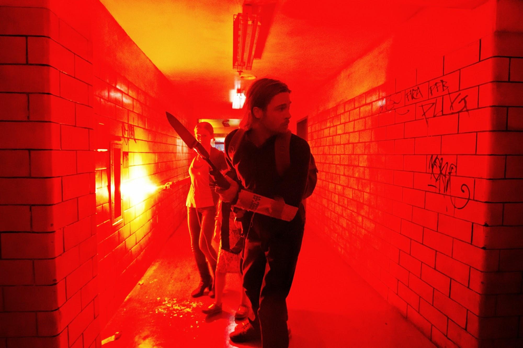 World War Z 2 : デヴィッド・フィンチャー監督が名コンビのブラッド・ピットと組んで、初のゾンビ映画に挑むアクション超大作「ワールド・ウォーZ 2」が、ついに今春クランクインの予定が伝えられた ! !