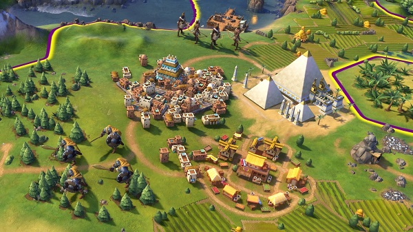 Spesifikasi game Civilization VI di PC