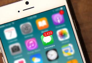 app messaggi iphone