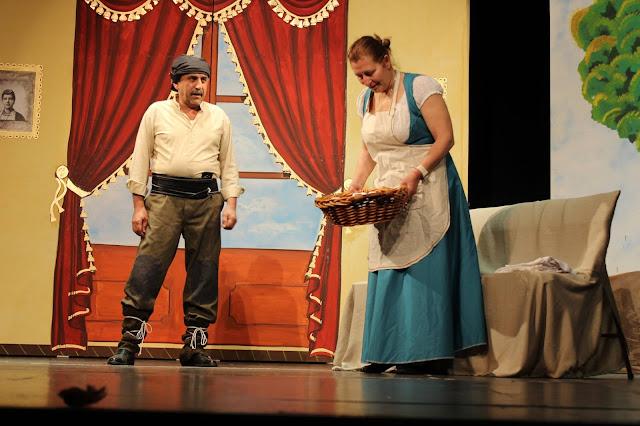 """Η Ποντιακή παράσταση """"Με το Ζορ΄ Διατρός"""" παρουσιάζεται στο Πολύκαστρο"""