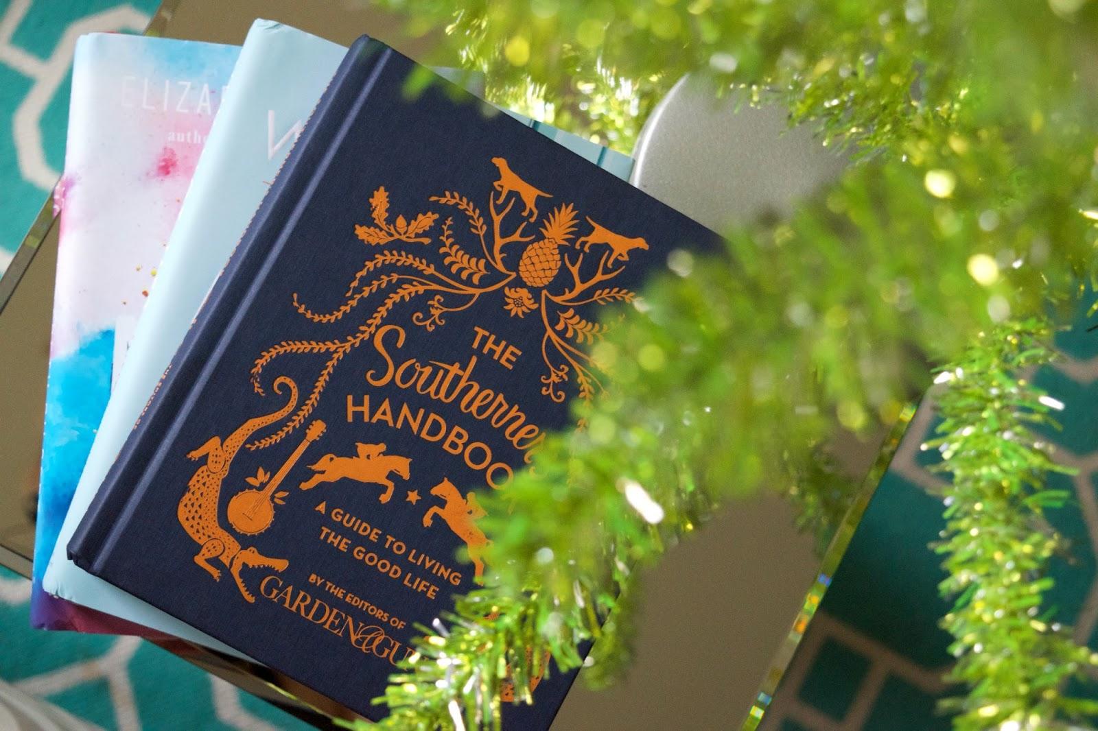 winter reading list - reading list - garden & gun southerner's handbook - southerner's handbook - big magic - why not me?