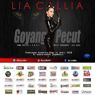 Lia Callia - Goyang Pecut