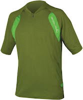 Endura Single Track Lite Jersey