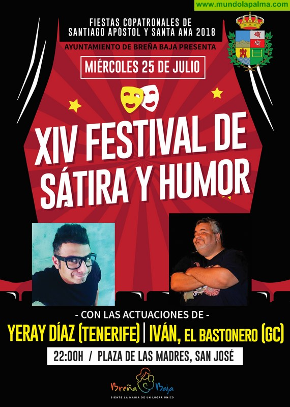 SANTA ANA: XIV Festival de Sátira y Humor