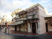 Disneyland Main Street Buildings Disney Showcase