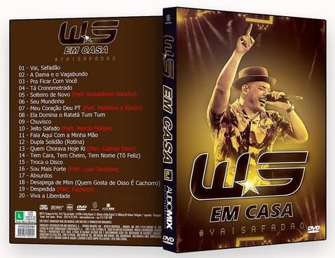 Wesley Safadão WS Em Casa DVDRip 2016