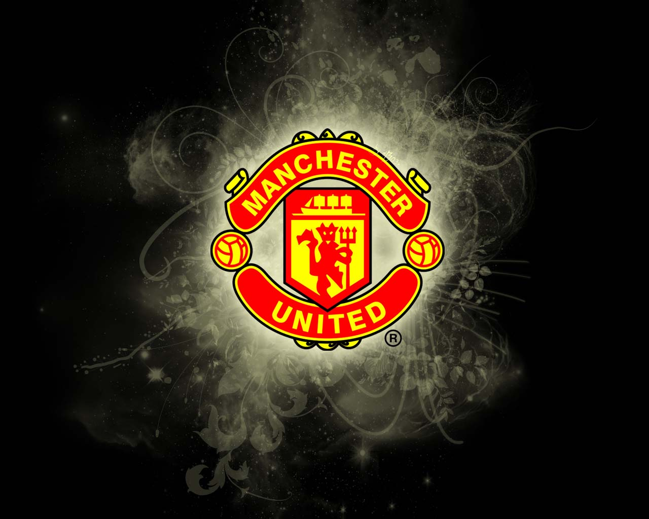 manchester united lion manchester united illusion manchester united ...