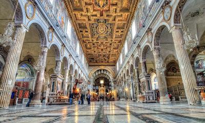 più belle chiese dove sposarsi a roma