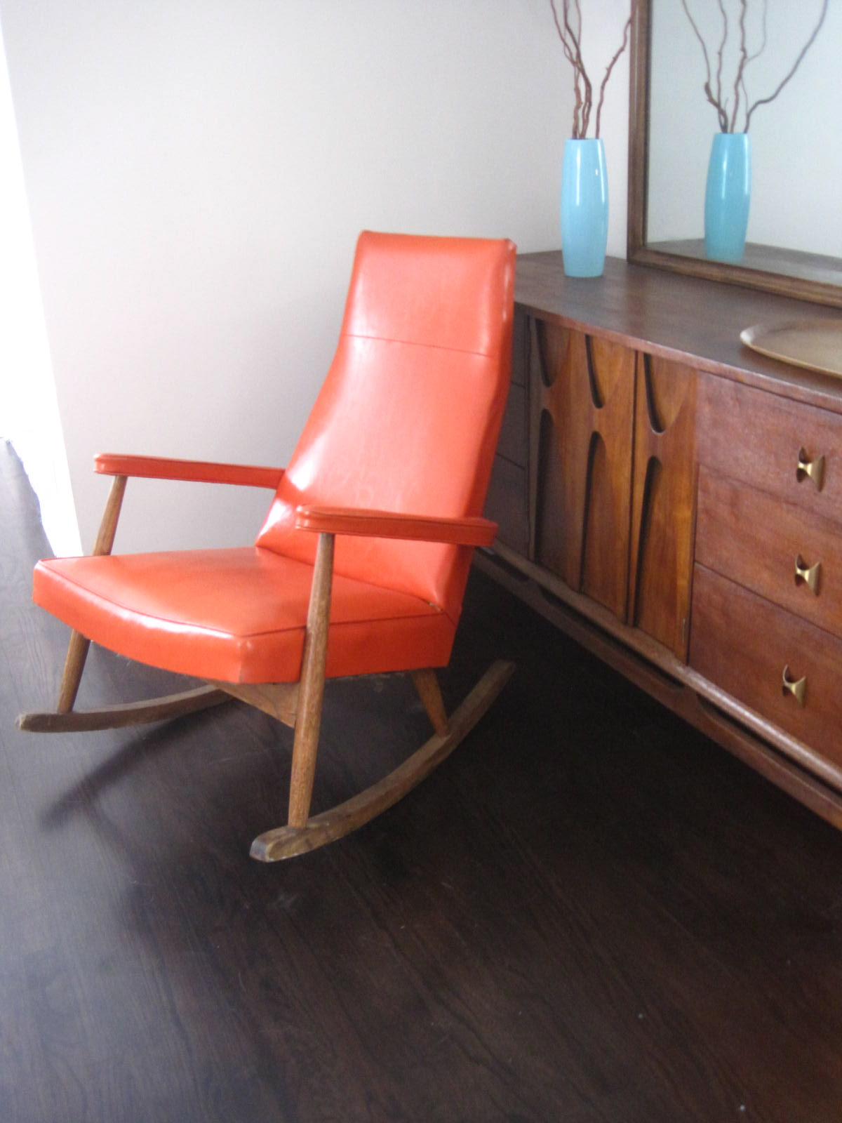 Mid Century Rocking Chair Nursery Kids Table And Chairs Diy Rhan Vintage Modern Blog Decisions