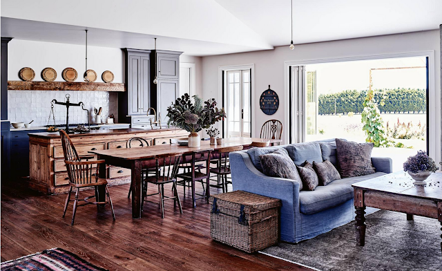 SIMPLE HOME STYLE IN AUSTRALIA