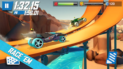 Hot Wheels: Race Off Apk (MOD, Free Shopping) Download