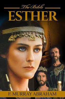 The Bible Esther 1999 DVD R4 NTSC Latino