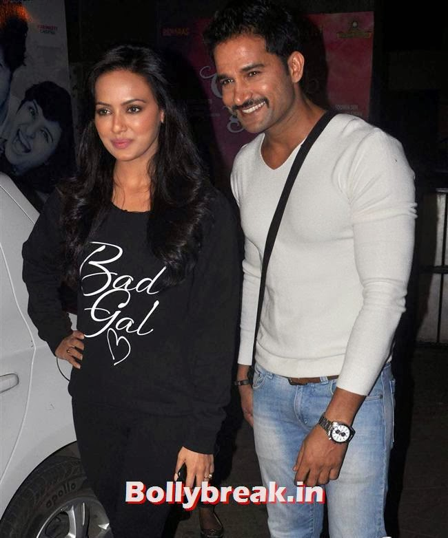 Sana Khan, Bollywood Celebs at Jai Ho Special Screening