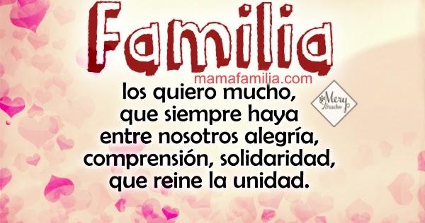 Mi De Frases De Amor Familia