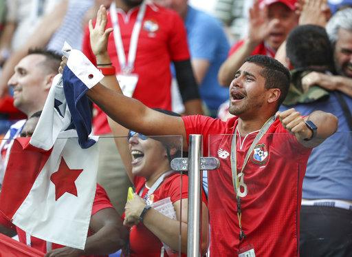 Thua thảm ĐT Anh, Panama vẫn ăn mừng như vô địch 4