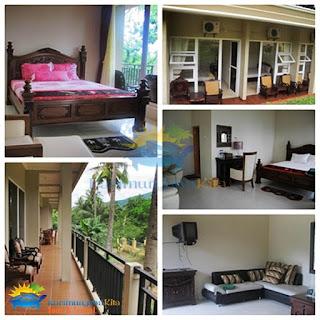 detail room the kelapa hotel karimunjawa