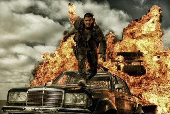 فيلم  MAAD MAX: FURY ROAD