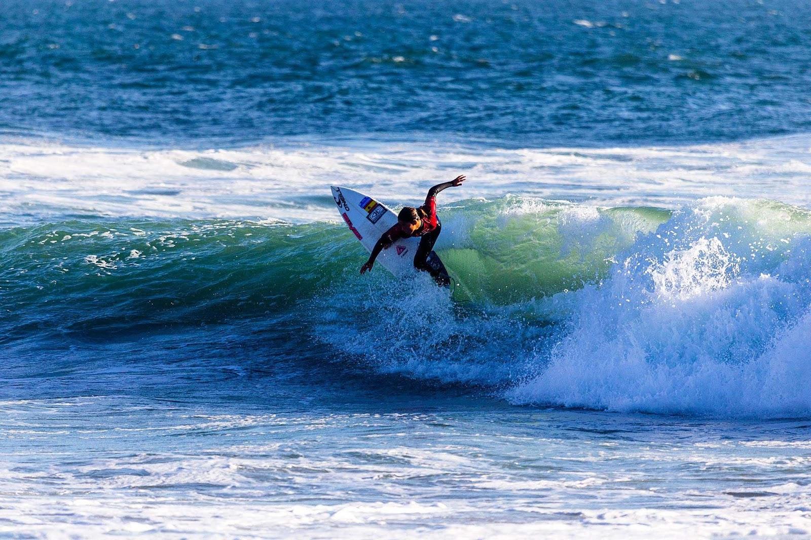 campeonato mundo junior surf