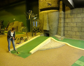 Paradise Island Adventure Golf at the Trafford Centre