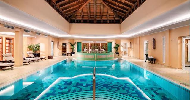 hoteles más lujosos