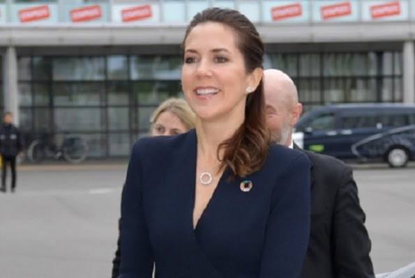 Crown Princess Mary attends the meeting of Women Deliver 2016