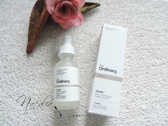 Buffet Multi-Tecnology Peptide Serum The Ordinary | Beauty