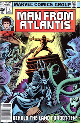 Man From Atlantis #7