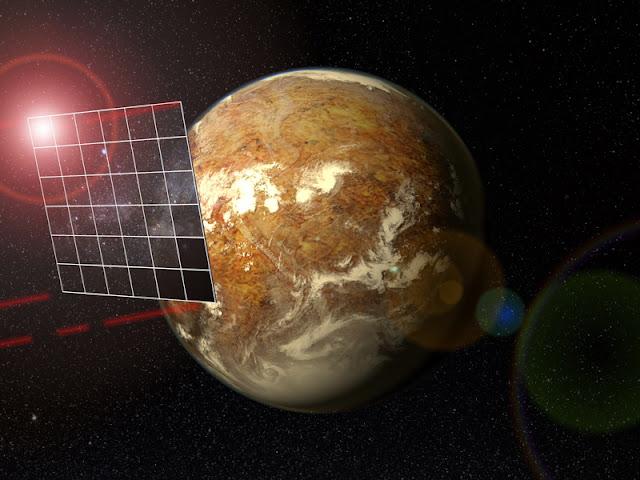 El nuevo plan para llegar en Nanovela a Proxima B tomaría seis veces más que el plan original