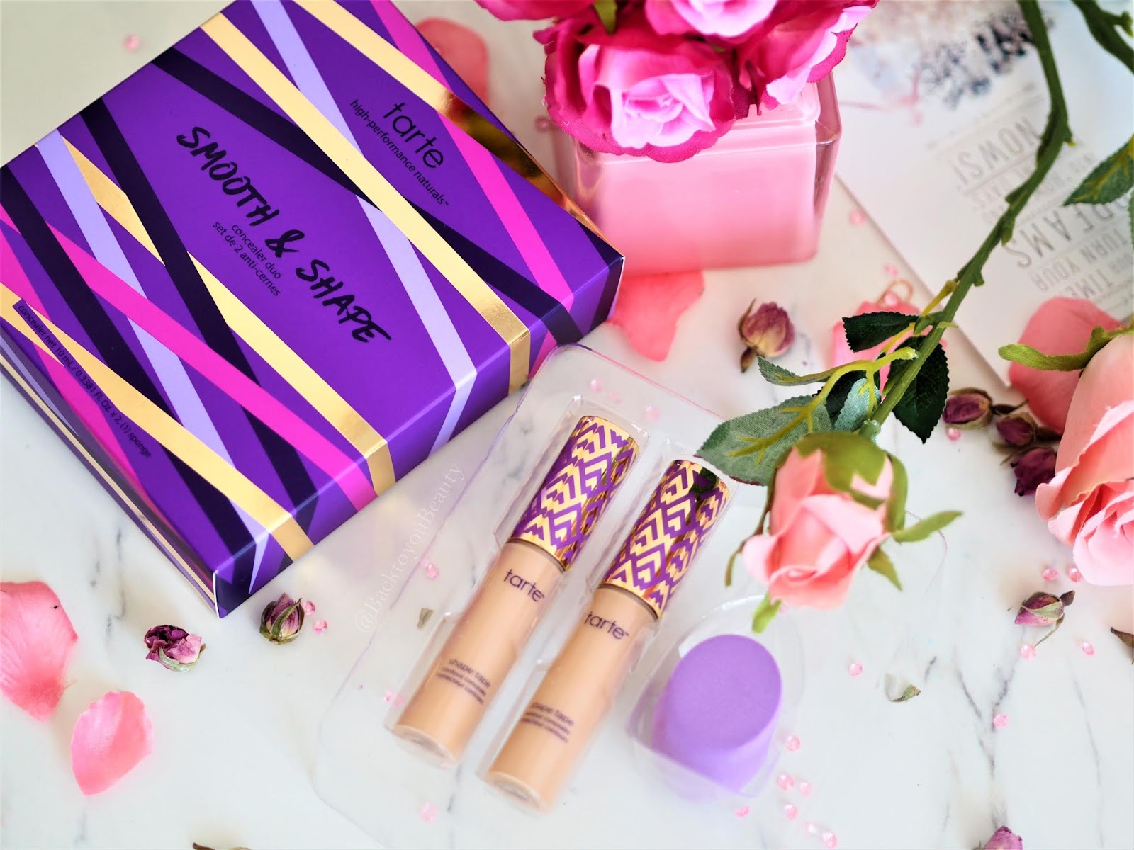 Tarte Shape Tape duo qvc tsv