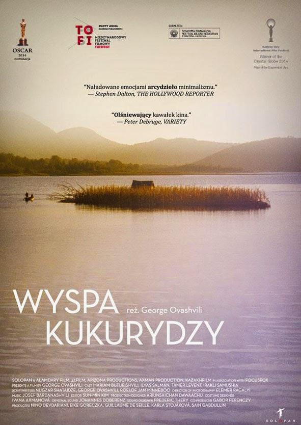 Simindis Kundzuli - Corn Island - Wyspa Kukurydzy - 2014
