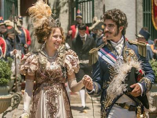 Dom Pedro e Dona Leopoldina