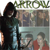 Stephen Amell estrena antifaz en Arrow