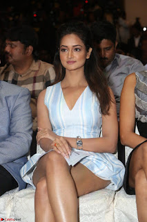 Shanvi Looks super cute in Small Mini Dress at IIFA Utsavam Awards press meet 27th March 2017 86.JPG