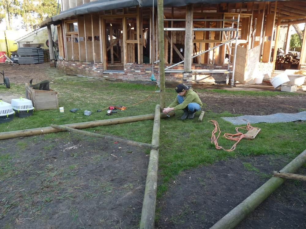 Schommel In Huis : Ons nieuwe eco huis!: schommel