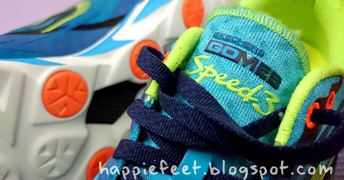 Interesar mar Mediterráneo Estéril  Skechers GOmeb Speed 3: Initial Review - Happy Feet