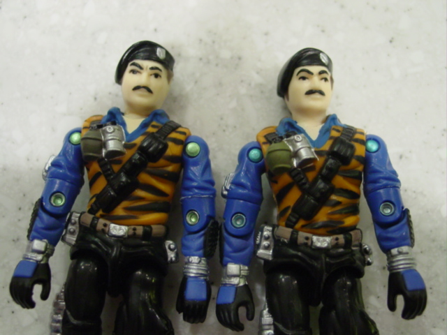 2003 Tiger Force Dial Tone, Variants, Toys R Us Exclusive