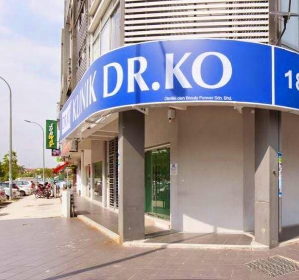 klinik dr ko shah alam