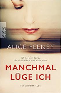 Neuerscheinungen im Dezember 2017 #3 - Manchmal lüge ich von Alice Feeney
