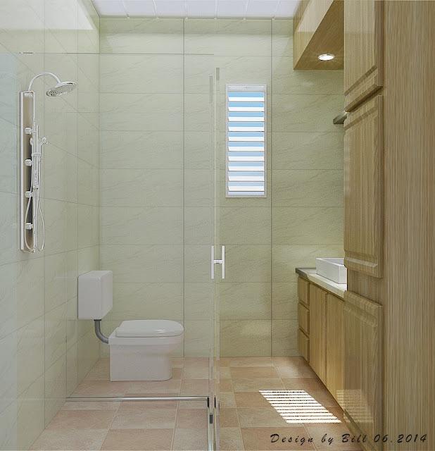 3dsMax衛浴設計作品
