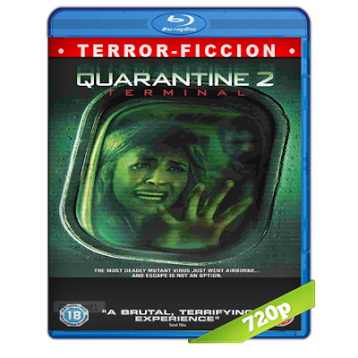 Cuarentena 2 (2011) BRRip 720p Audio Trial Latino-Castellano-Ingles 5.1