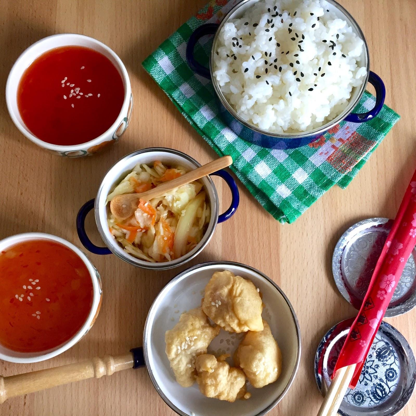 Kurczak Chrupiący Jak Z Chińskiego Baru Smakołyki