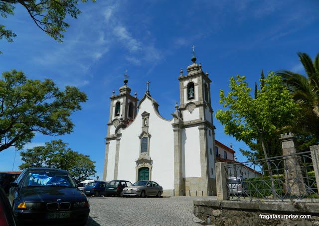 Seia, Serra da Estrela, Portugal - Igreja Matriz de Nossa Senhora da Assunção