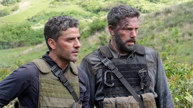 Triple Frontier, Oscar Isaac, Ben Affleck, Netflix