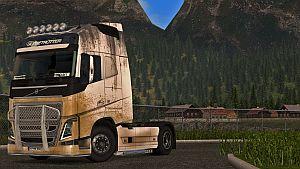 Volvo 2012 Dirty skin (EviL)